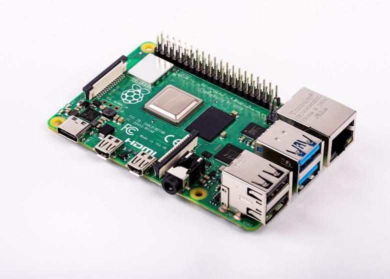 Raspberry Pi 4 - TLR Technology