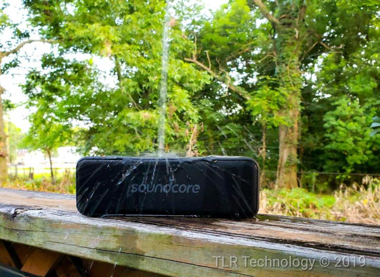 IPX7 Waterproof Bluetooth Speaker